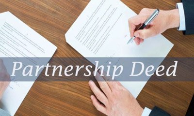 partnership-deed